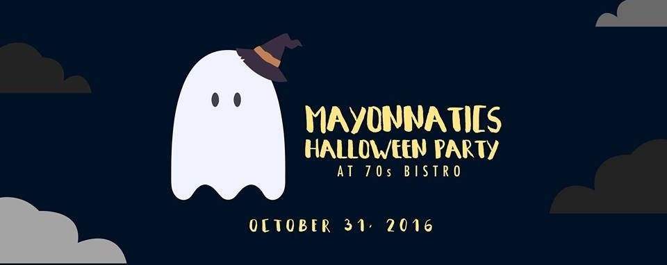Mayonnatics Halloween Party