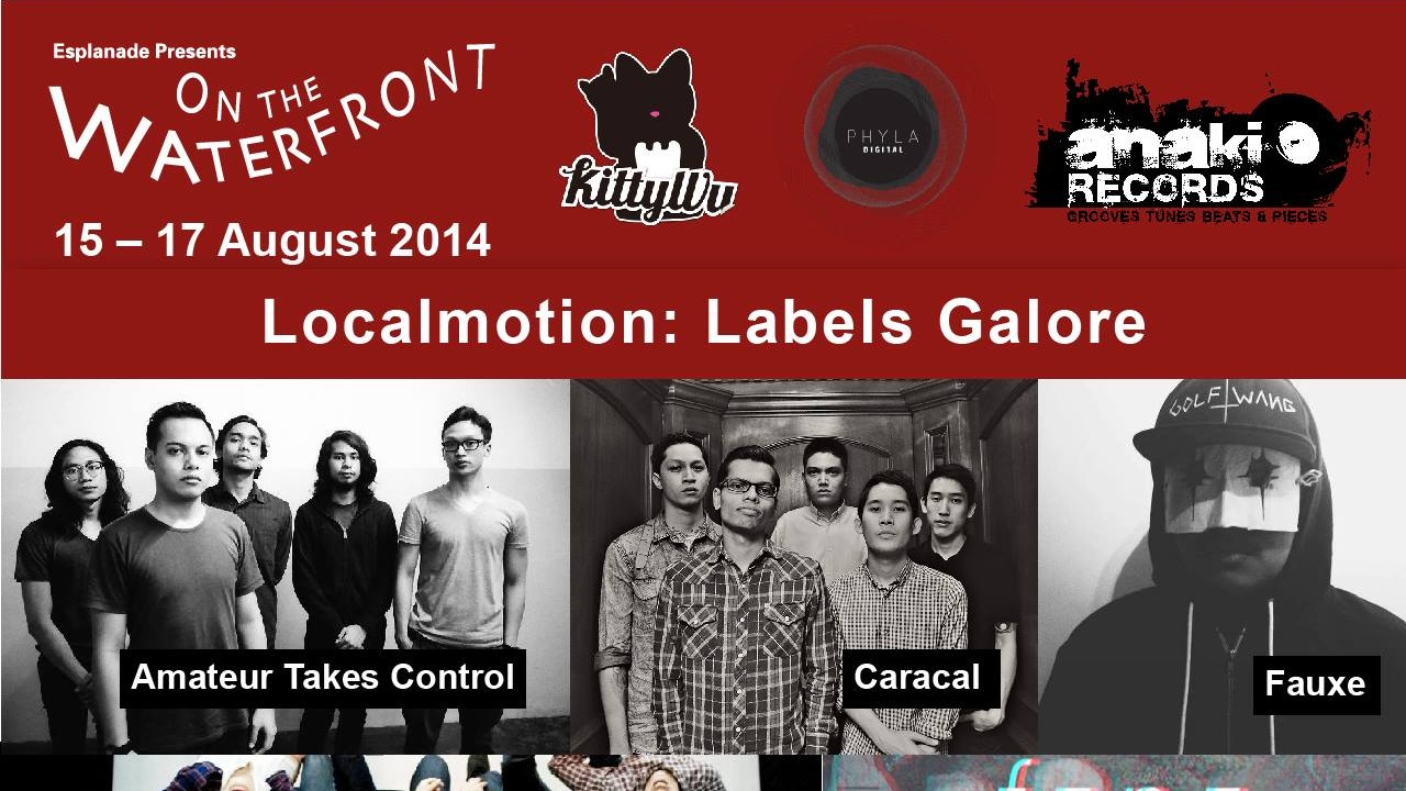 Localmotion: Labels Galore