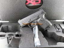 Springfield Armory XDS 45 3.3 in case with 3 Mags. .45ACP - USED