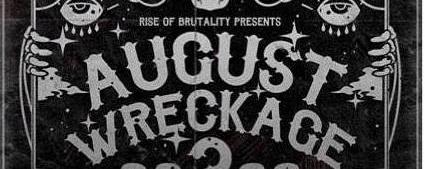 August Wreckage 2