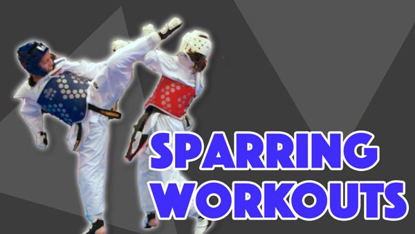 sparring drills samery moras