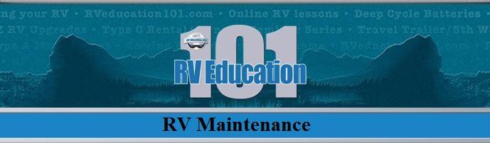 RV Maintenance