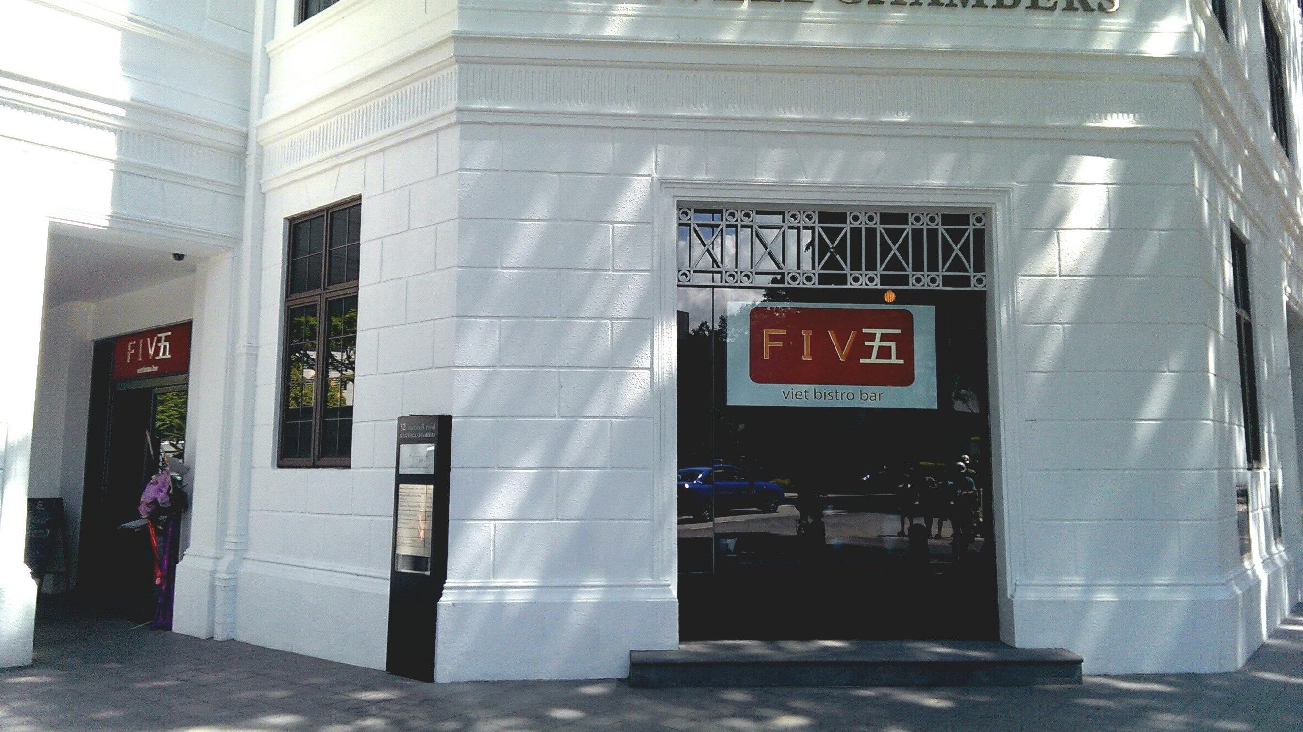Five Viet Bistro Bar