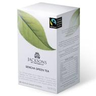 Fairtrade Sencha Green Tea from Jackson's of Piccadilly