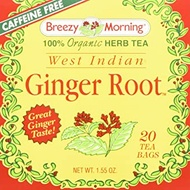 West Indian Ginger Root from Breezy Morning