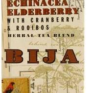 Echinacea Elderberry with Cranberry & Rooibos from Bija