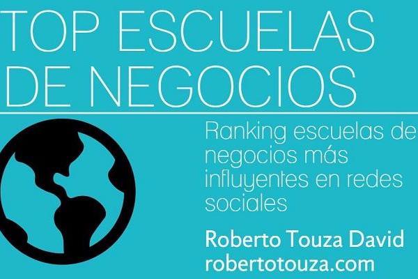 #TopEscuelasNegocios