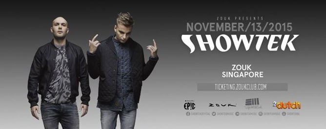 EP!C Presents Showtek