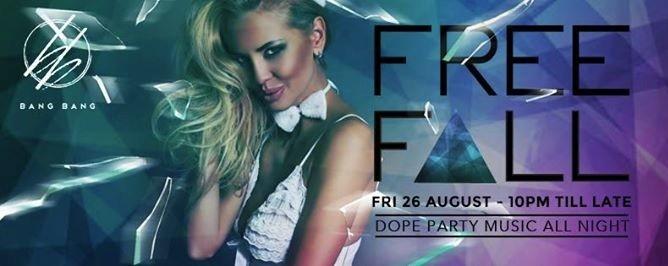 Free F△LL Fridays // 26th Aug