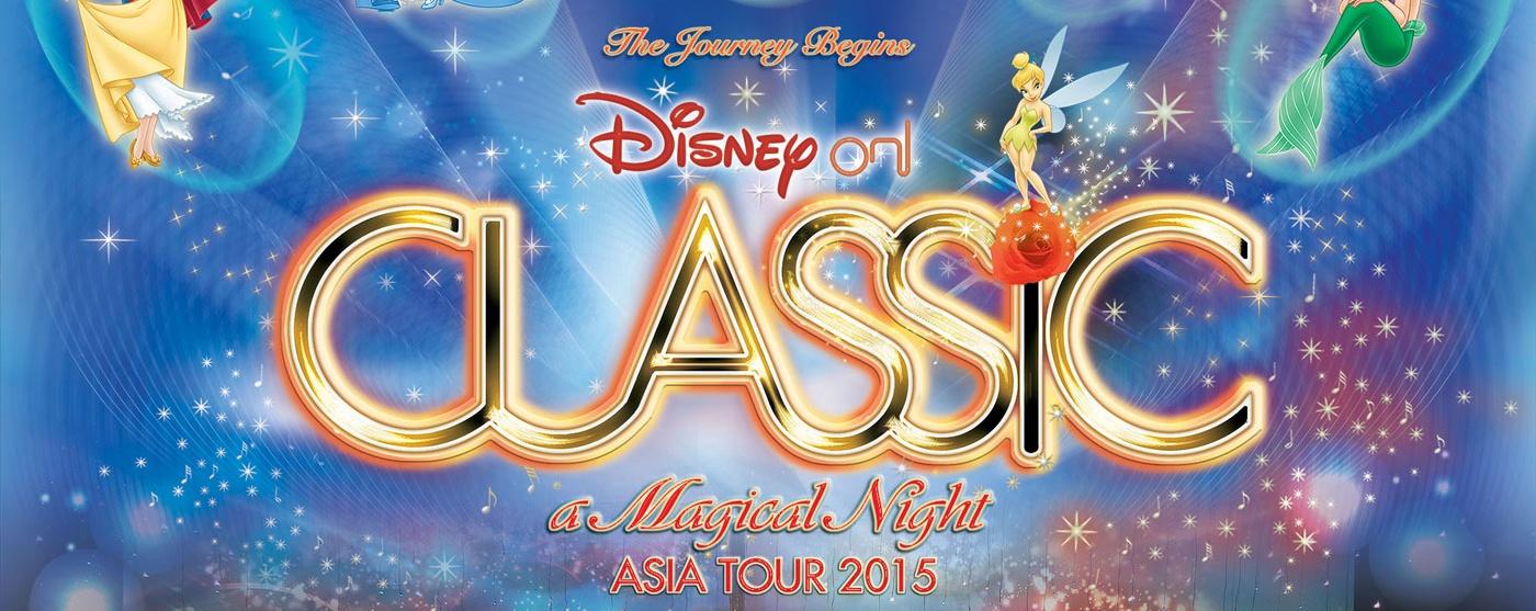 Disney on Classic ~ A Magical Night