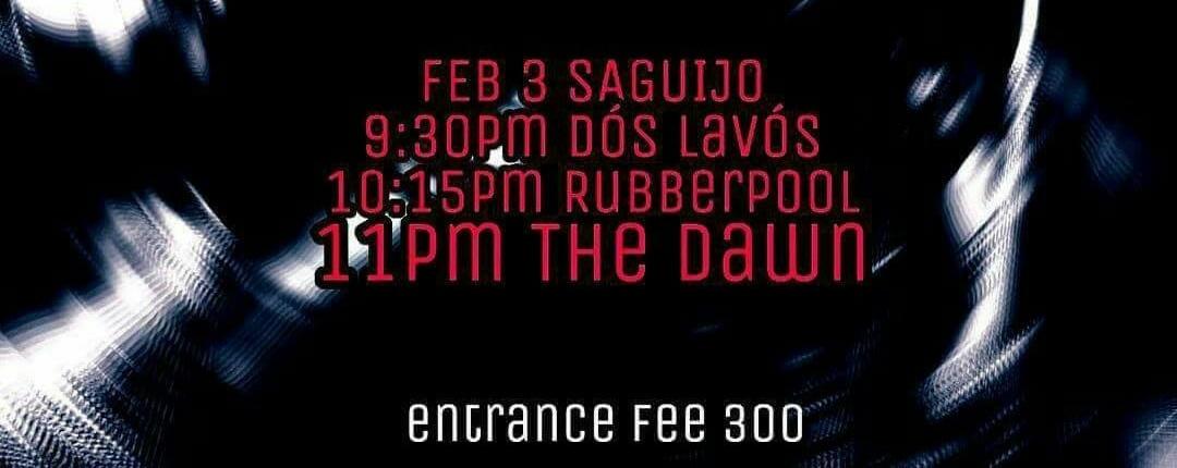 The Dawn Live at Saguijo Makati