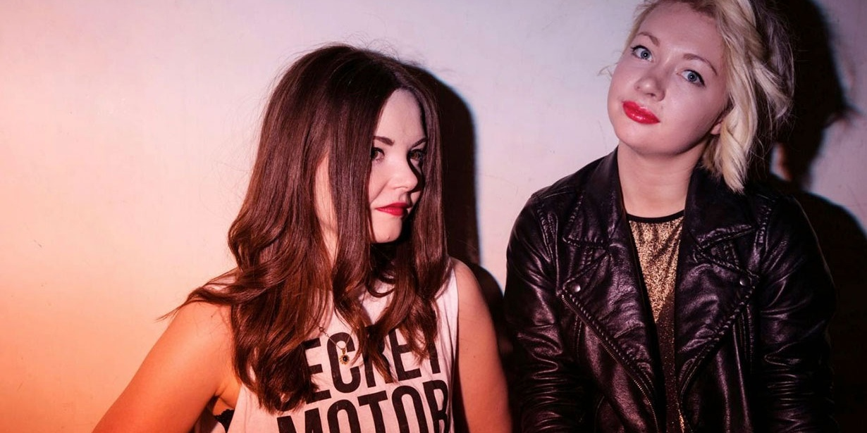 Fearsome fuzz-rock duo Honeyblood to perform in Singapore