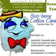 Boo-Berry Cotton Candy from 52teas