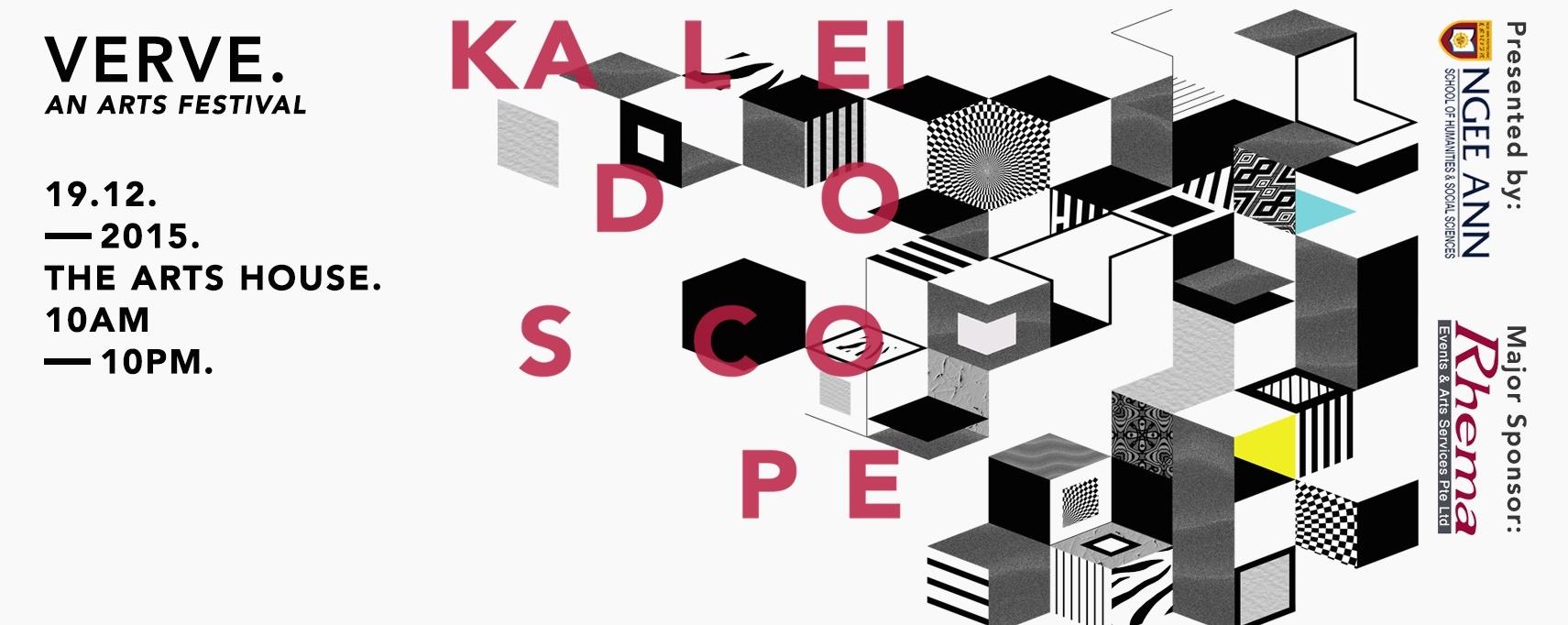 Verve Arts Festival '15: Kaleidoscope