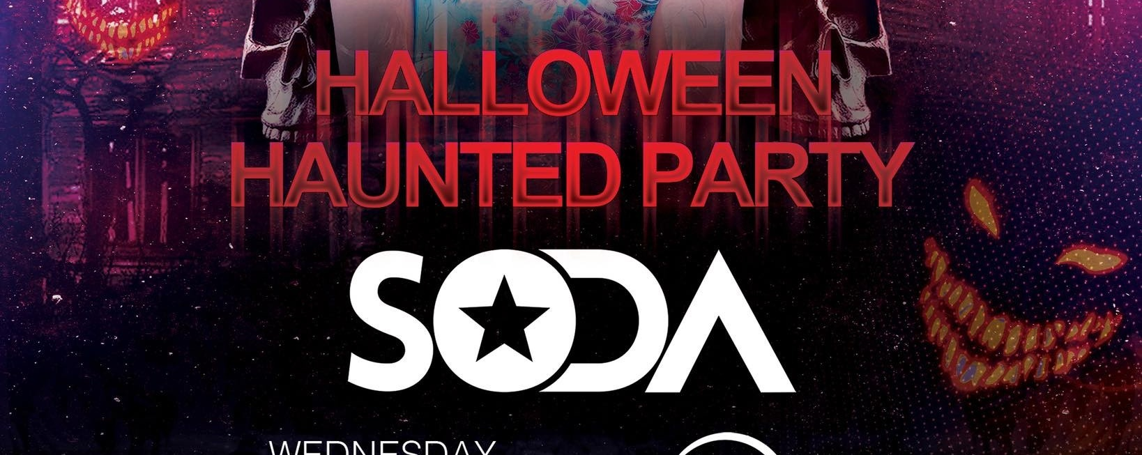 Paul van Dyk & DJ Soda at Cove Manila   Halloween Haunted Party