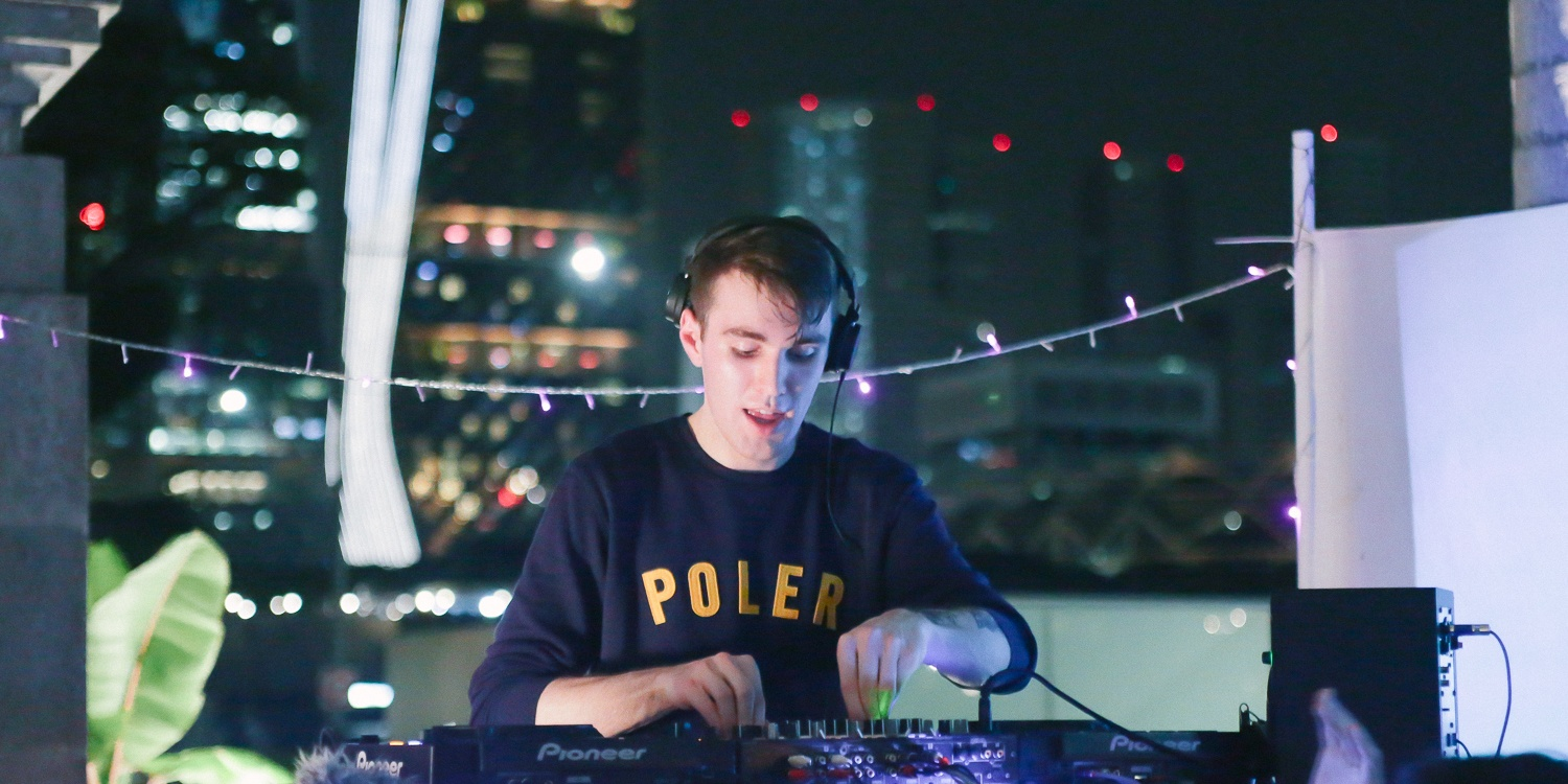 Sweating it out future funk style with Yung Bae – gig report