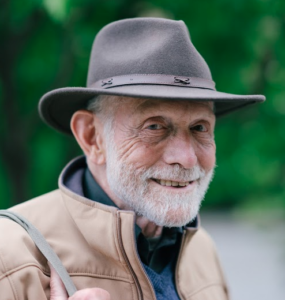 Professor Michael Nagler
