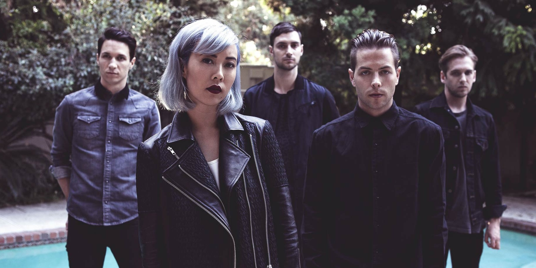 The Naked and Famous draws resignation letters, alternative album covers and Singapore bands