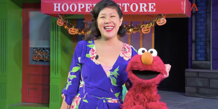 Sesame Street's Elmo learns some Singlish — watch