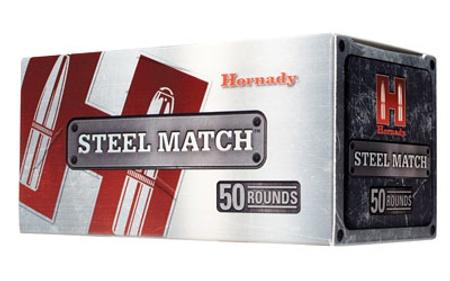 Hornady Steel Match BTHP 80261 | Battle Born Ammunition