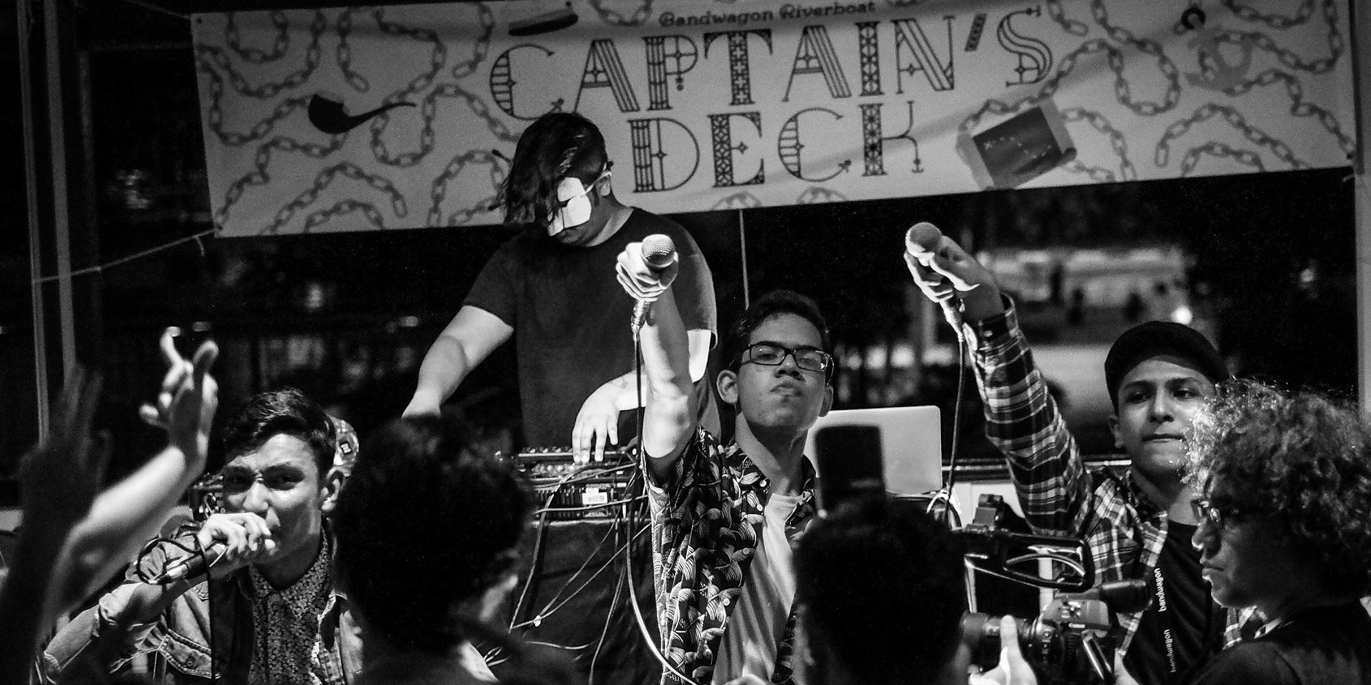 WATCH: An explosive full set by FAUXE x Mediocre Haircut Crew