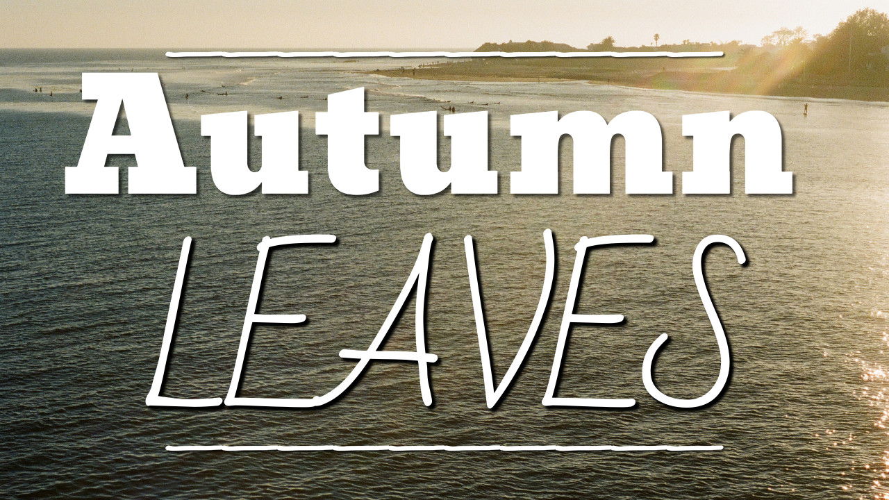 Autumn Leaves - thumbnail