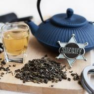 Organic Gunpowder from The Rabbit Hole Organic Tea Bar