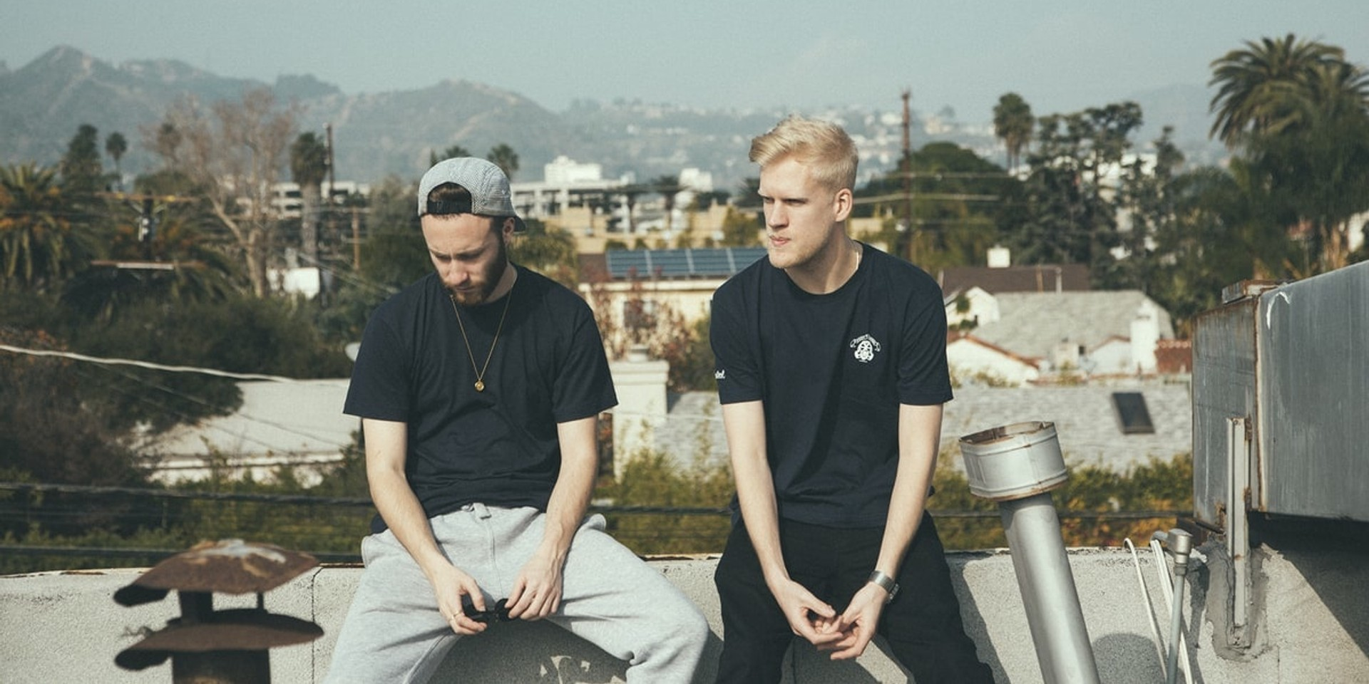 Moonbeats Asia and Black Market team up for a year-end party with UK duo Snakehips