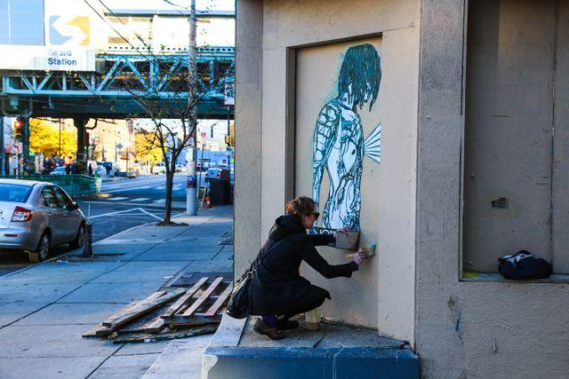 image: Hope Street, Philadelphia. Photo: Conrad Benner