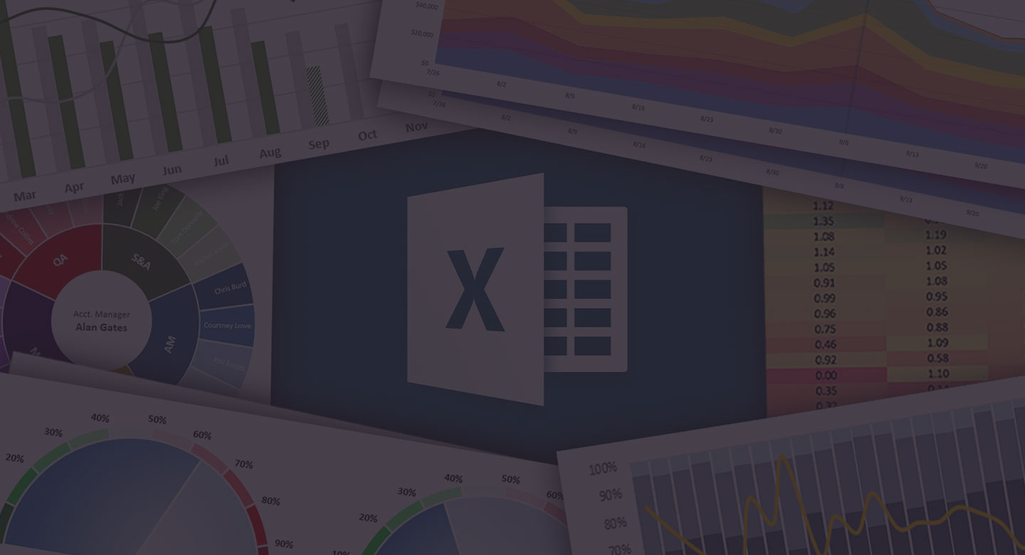 Microsoft Excel: Data Visualization with Excel Charts
