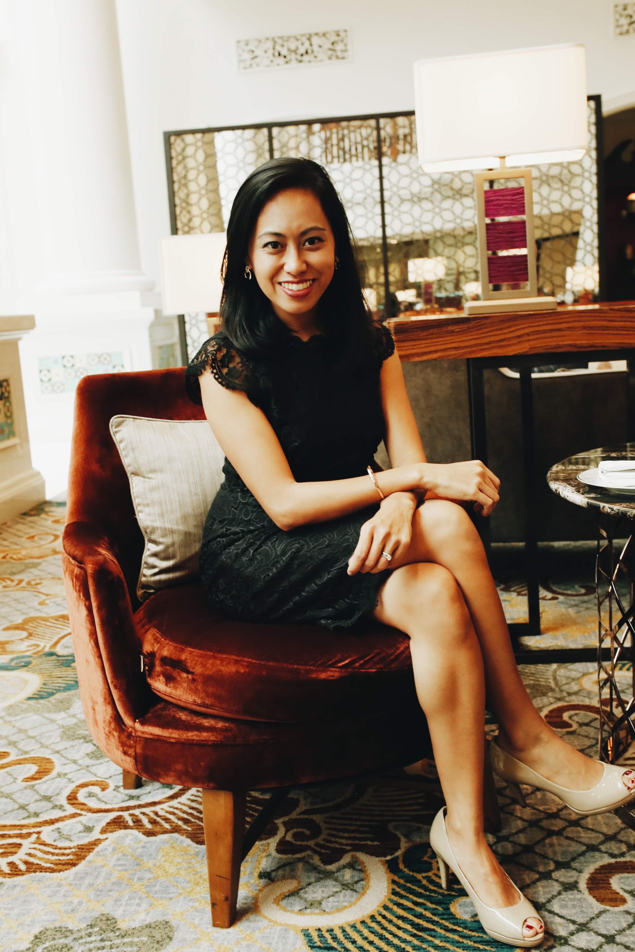 The Asian Mrs Blanding
