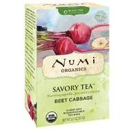 Beet Cabbage (Savory Tea) from Numi Organic Tea