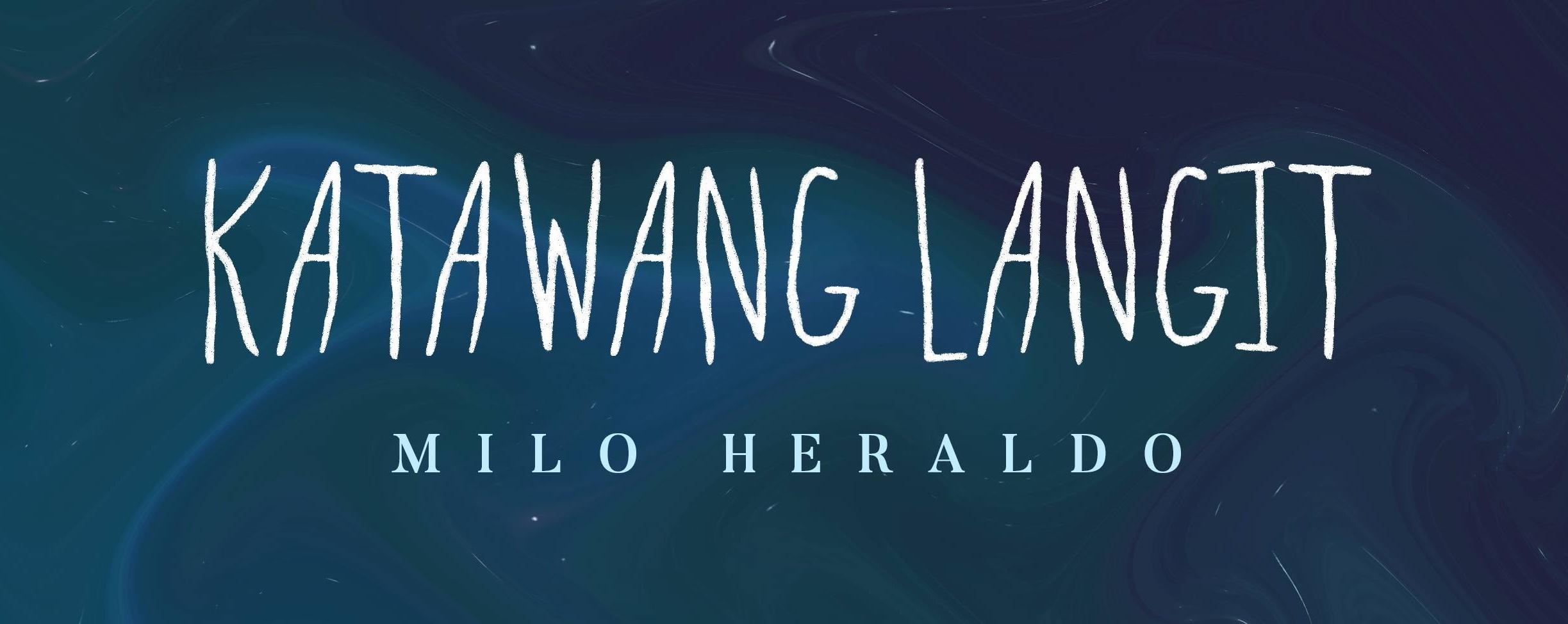 Milo Heraldo EP Launch