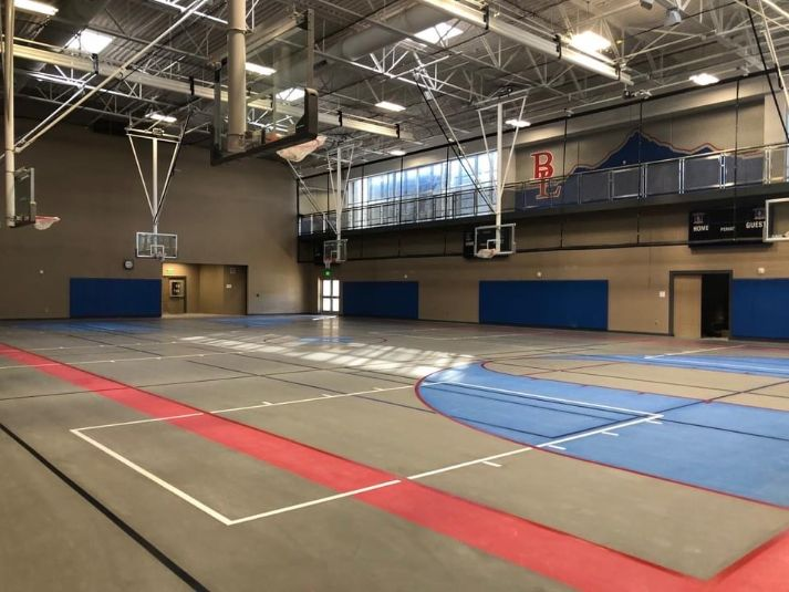 Auxiliary Gym #3 (Rubber Flooring)