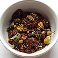 Cranberry Calm Rooibos from A Quarter to Tea