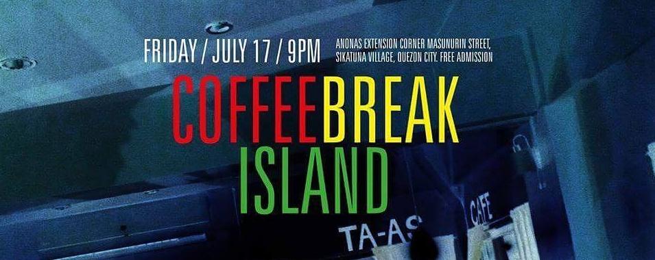 Coffee Break Island