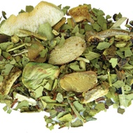 Pistachio Lime Yerba Mate from Fusion Teas