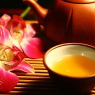 Jasmine Pearl from The Amber Rose Tea Company