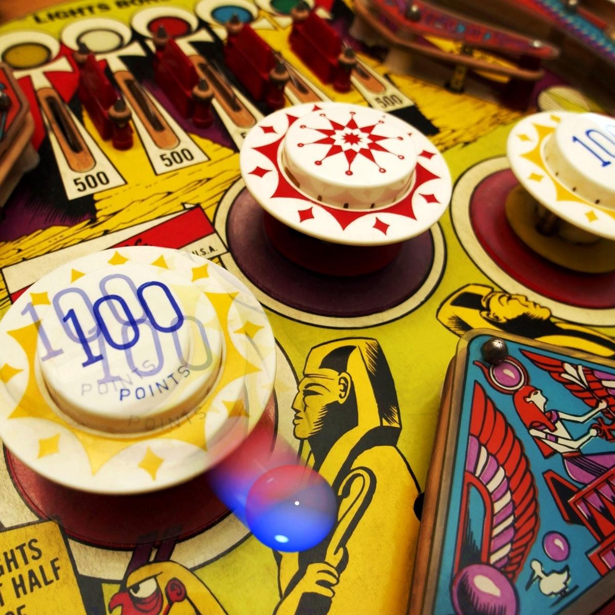 Pinball Round March