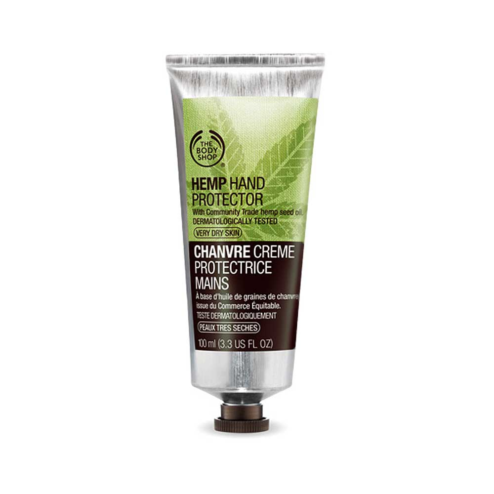 Creme Protectrice Mains Chanvre