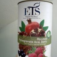 Rooibos Pomegranate Acai Berry from English Tea Shop