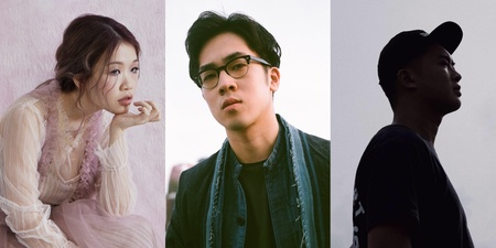 Linying, Charlie Lim and Intriguant to rep Singapore at BIGSOUND Festival 2018 in Brisbane