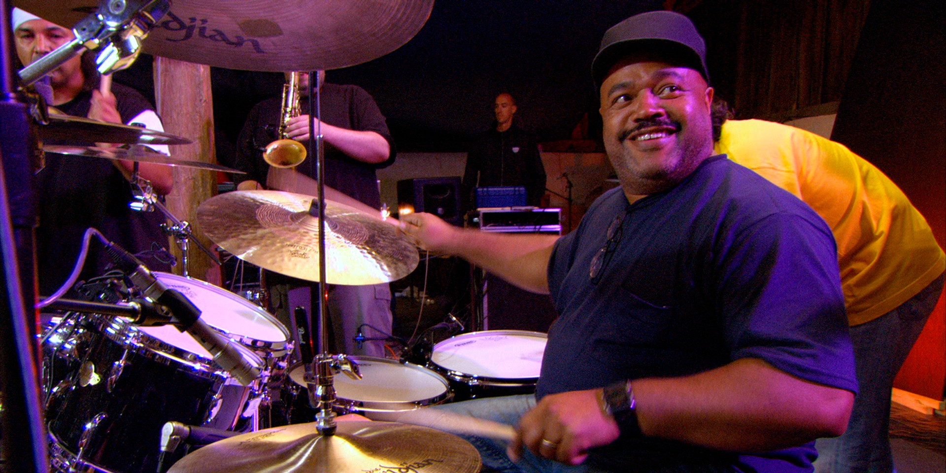 Legendary jazz drummer Dennis Chambers is coming to Singapore