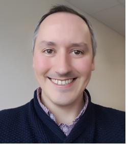 Dr. Kieron Merriman PhD