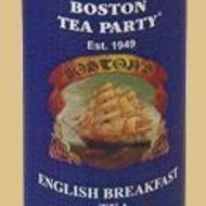 Boston Tea Party - English Breakfast from The Boston Tea Company
