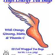 High Energy from Eastern Shore Tea Company