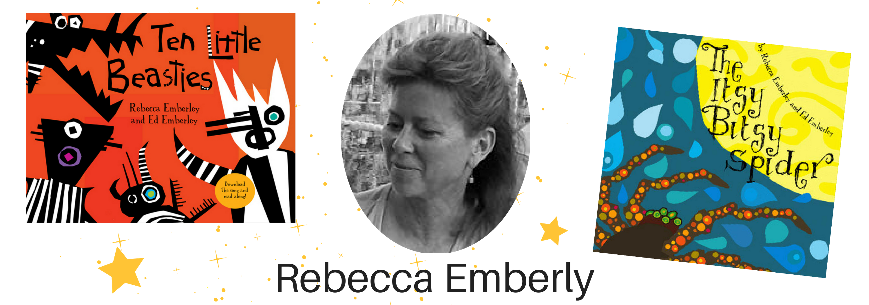 Rebecca Emberly for Children's Book Academy