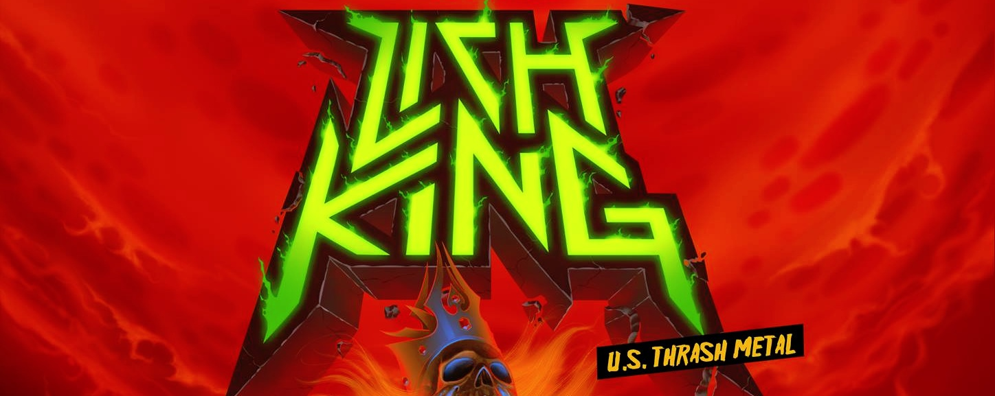 """Lich King """"The Omniclasm"""" Southeast Asia Tour 2018"""