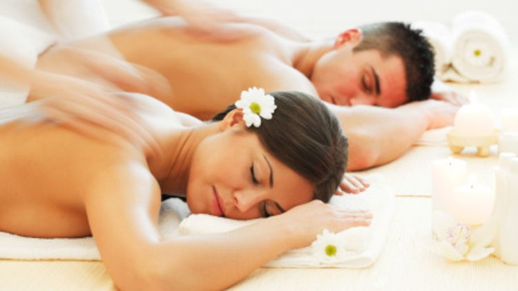 1hr Couples Honeymoon Massage