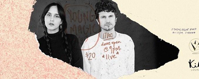 Kilo Lounge Presents: Young Magic (Live)